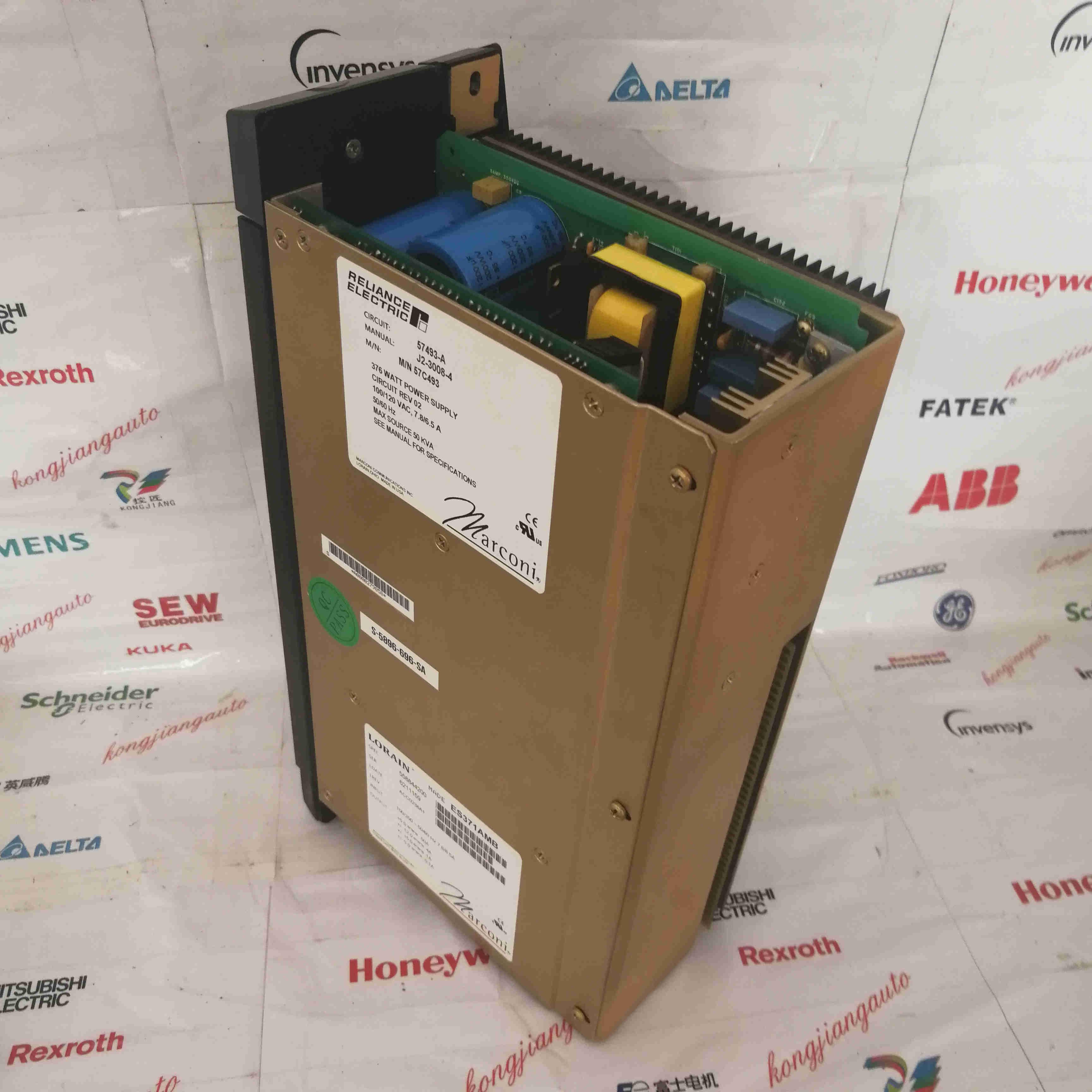 57C493 Reliance Electric Automax PLC POWER