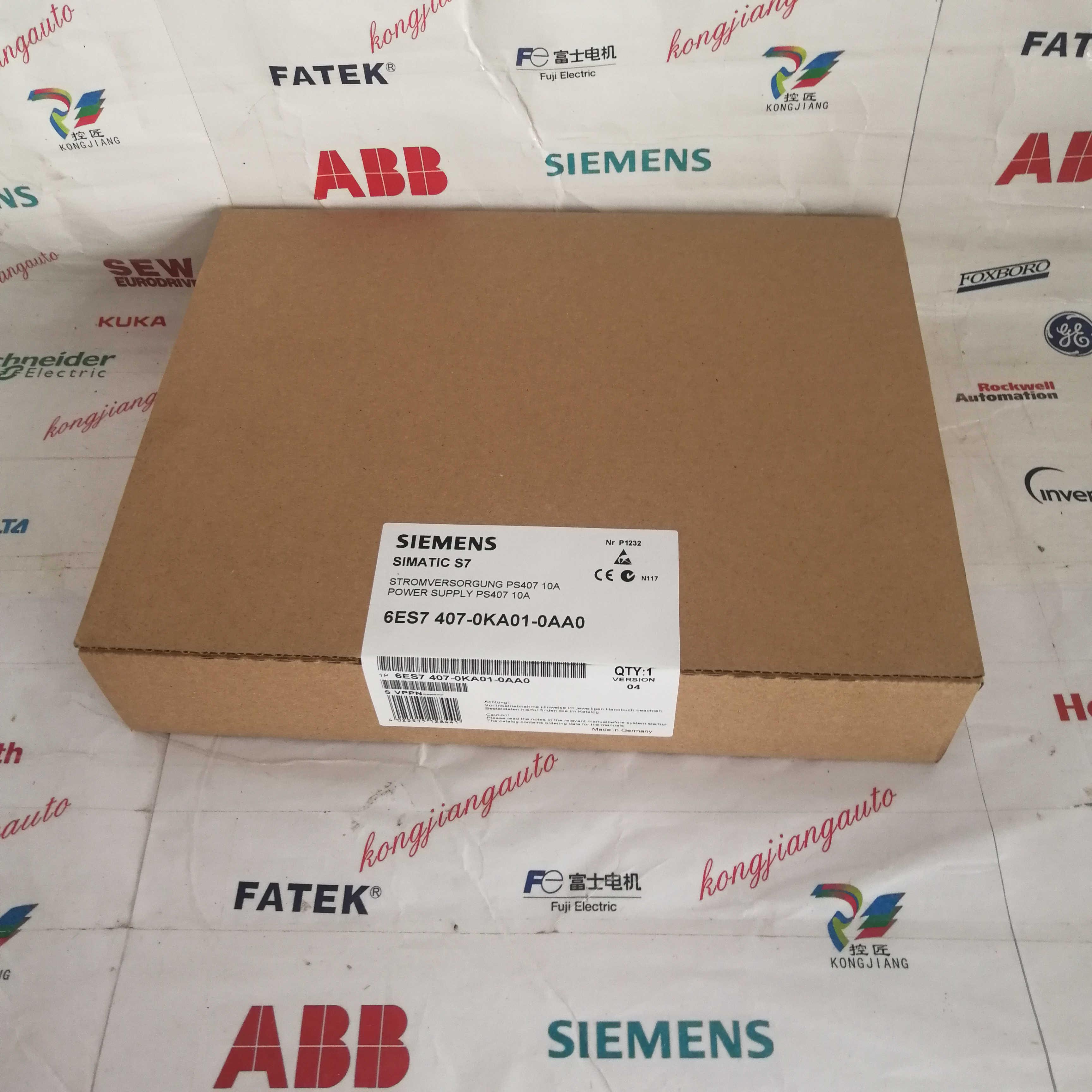 6ES7407-0KA01-0AA0 power module Siemens